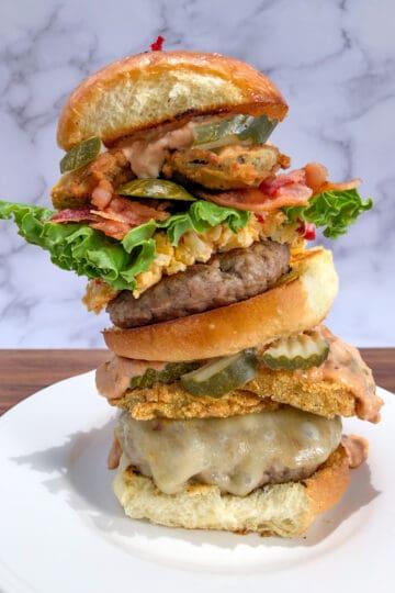 Nilgai Burger