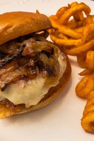 Wisconsin Buttery Burger