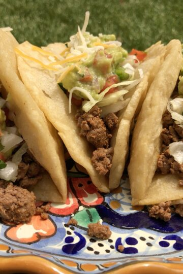 Dove Puffy Tacos